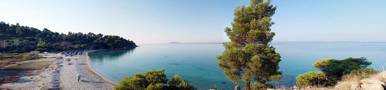 Koviou beach Nikiti