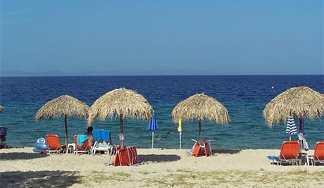 Holidays in Halkidiki
